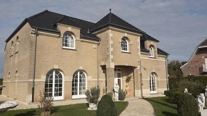 Chambre d'hôtes 2 personnes dans Villa Salvatrice