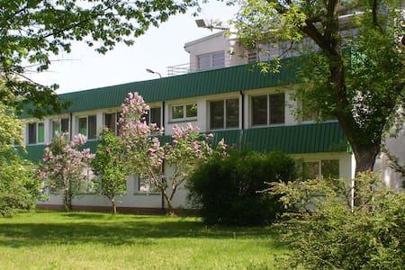 Ośrodek Centrum Badań i Edukacji Statystycznej GUS - Jachranka