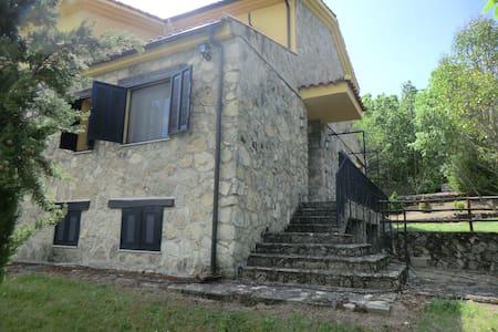 Casa de campo en el bosque, en sierra de Béjar - Peñacaballera - Casa
