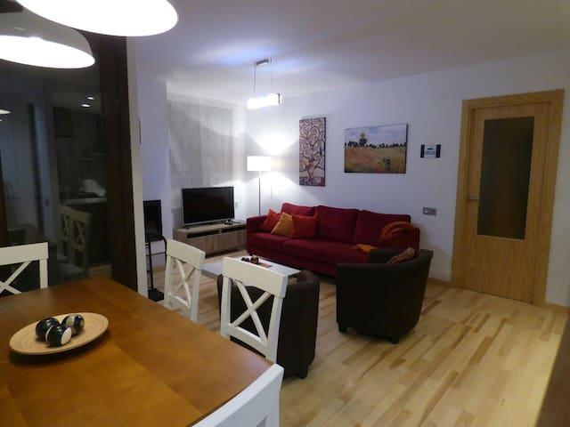 Benasque Magnífico Apartamento - Benasque - Apartment