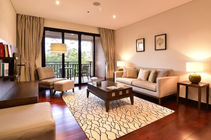 Luxury Resort One Bedroom Apartment, the Palm