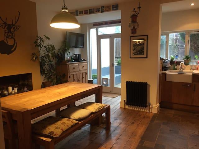 Stylish and comfortable house