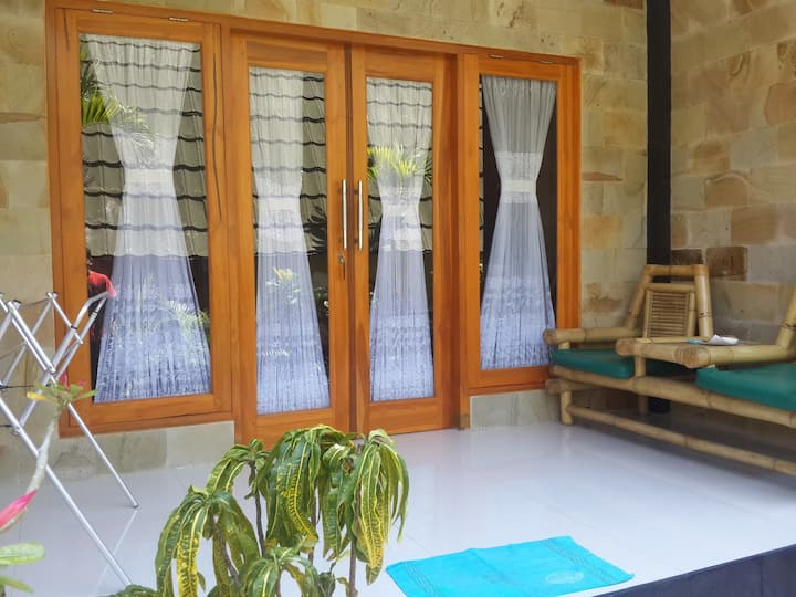 Tropicana Gili Air_Deluxe Room With Terrace #2