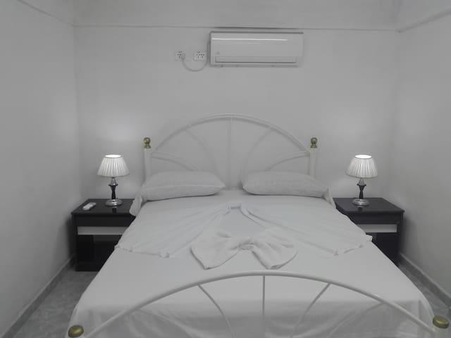 Habitación 6 Hostal Casa Confort.
