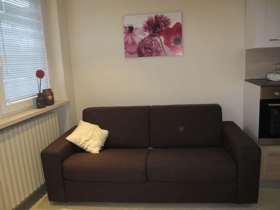 Divano letto matrimoniale  Double sofa bed