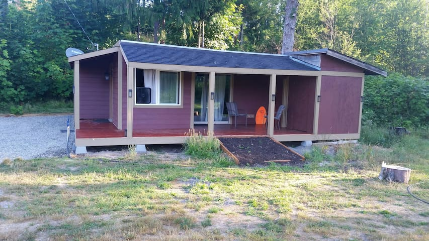Elwha River Cabin
