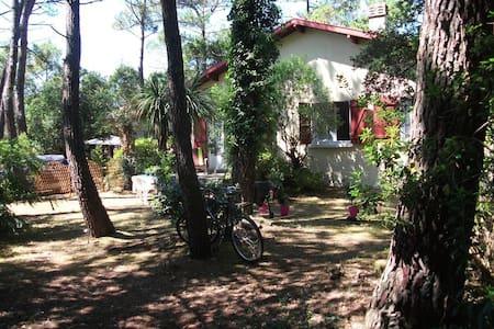 Maison 200 m plage et chemin forêt - Labenne - Villa