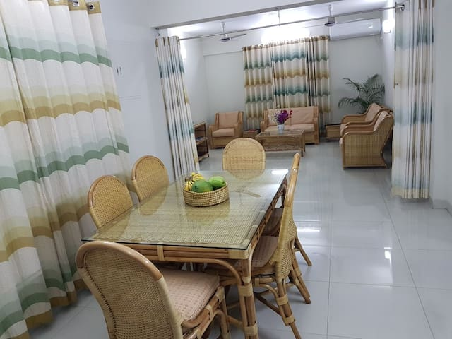 Fully furnished apartment sector 7, Uttara, Dhaka.