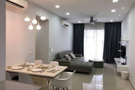 3br2b Urban 360 2 - 7 pax Cozy Homes
