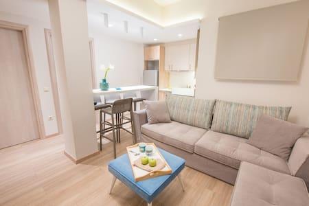 Luxury Apartment in Corfu Center - Kerkira - Lejlighed