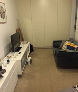 Cosy, private studio - Potts Point - Apartment