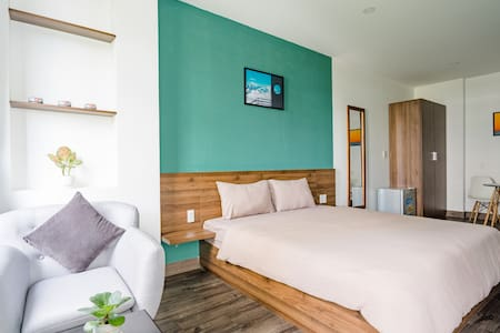302 Cosy Studio in Son Tra. PICK UP AIRPORT