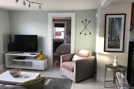 Home/hotel charm, 20 mins from the heart of NYC - Bloomfield - Διαμέρισμα