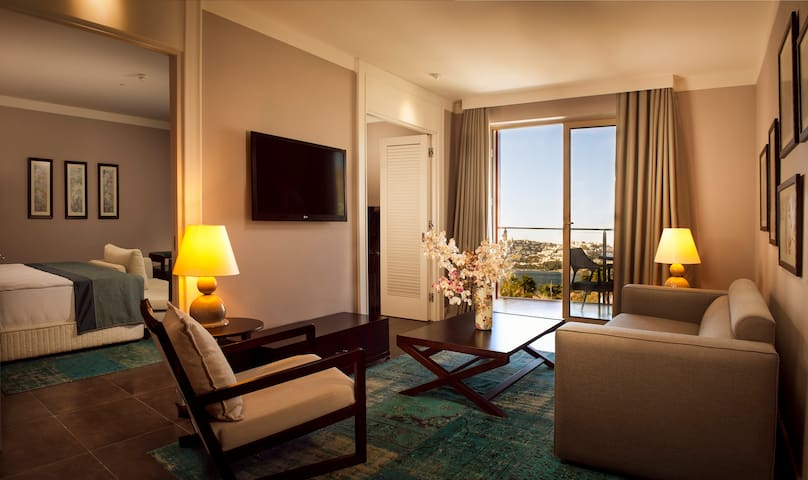Sundance Suites Hotel Turgutreis  Bodrum - Bodrum - Wohnung