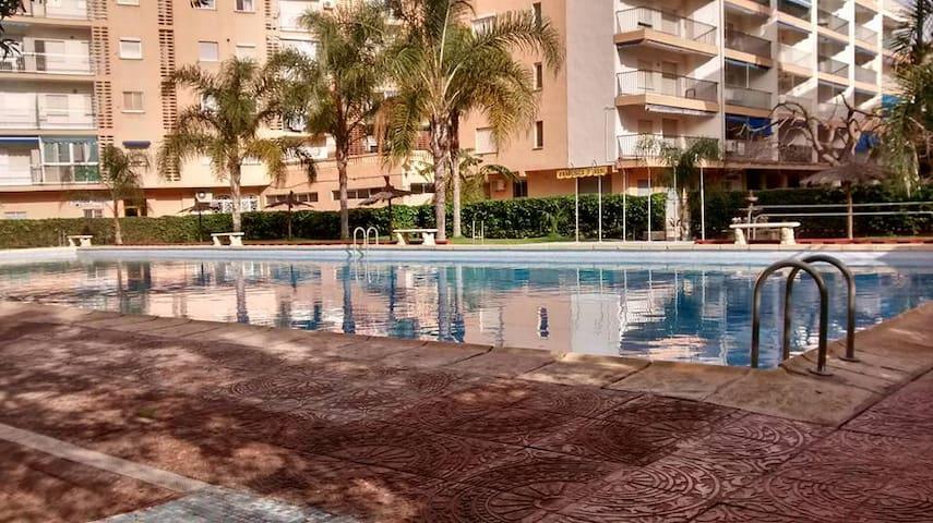 Apartamento cerca del mar - Orly - Playa Puebla de Farnals - Huoneisto