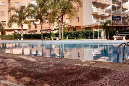 Apartamento cerca del mar - Orly - Playa Puebla de Farnals