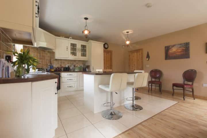 Kilsallagh House Family Room