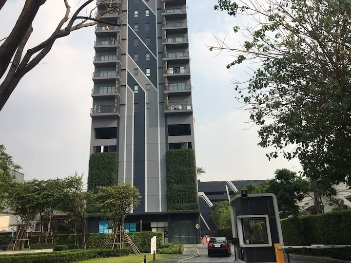 BTS PUCHAO ONE STEP  IDEO115 condo full equip high