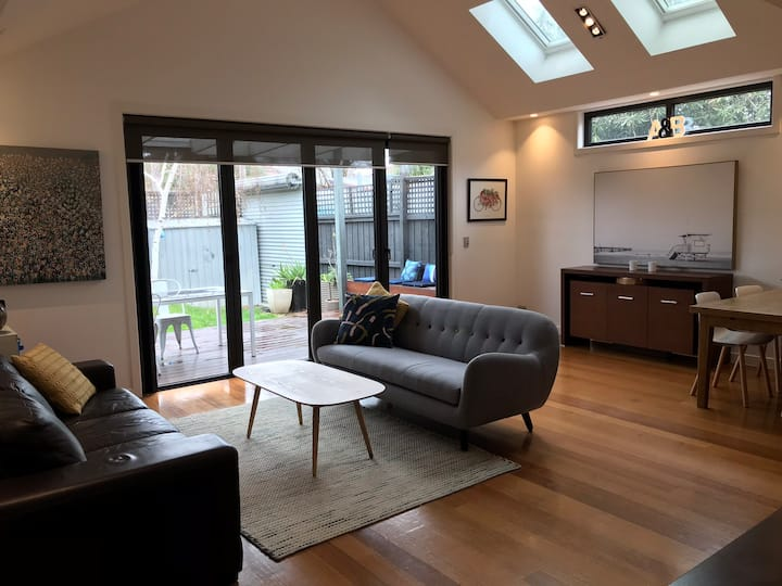 Beautiful modern 3 bedroom house in Brunswick