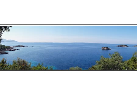 The seaside country house studio 1 - Sivota - Leilighet