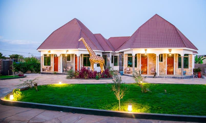 Asmorein Hotel Babati
