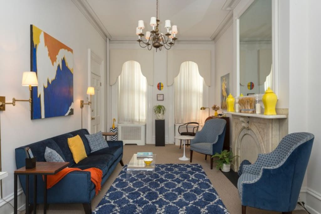 Living Room toward entrance