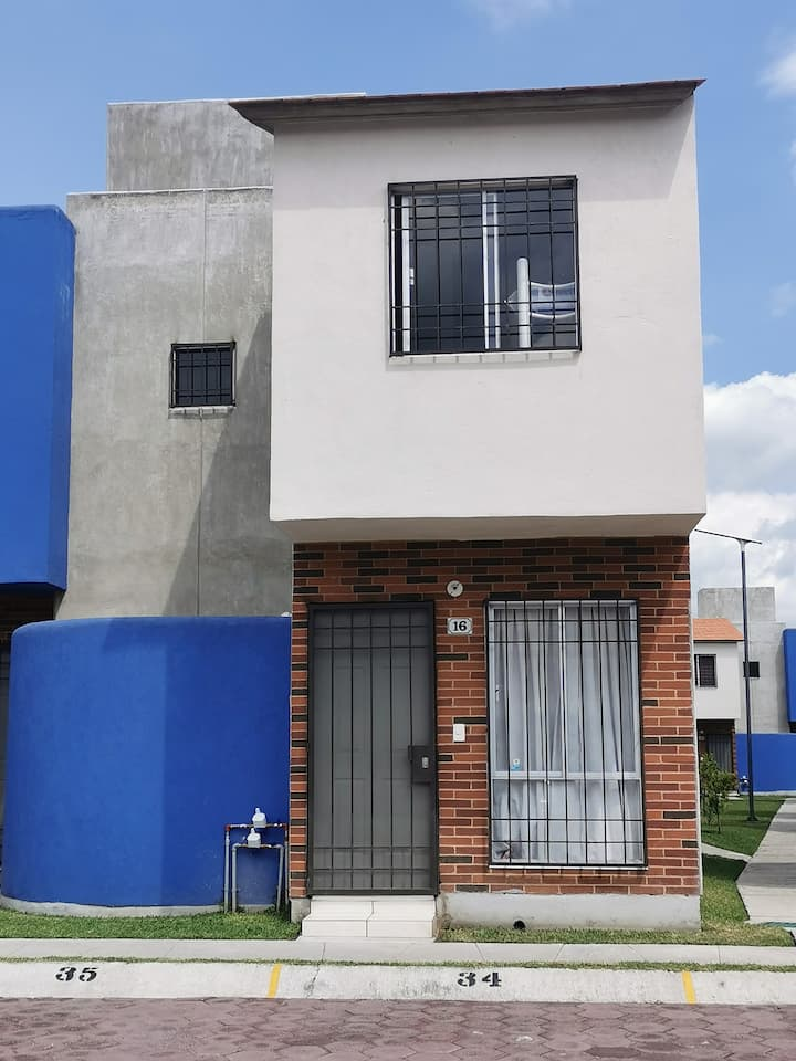 Casita agradable, El Agave Temixco