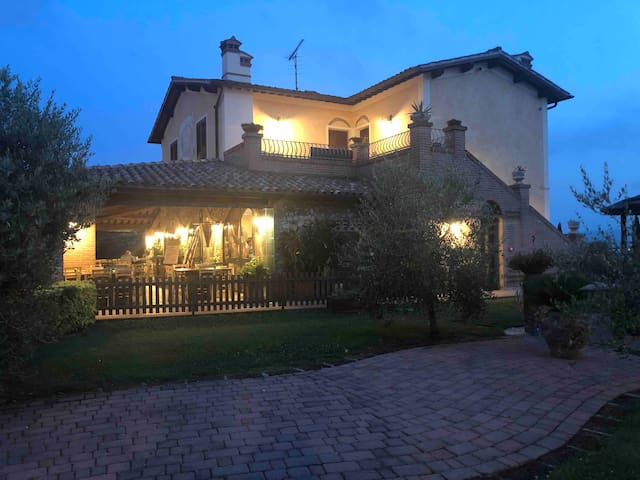 Casa in campagna a due passi dal mare 3