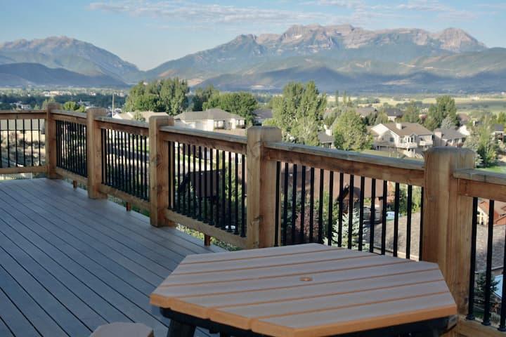 Heber Valley-Mountain View Home