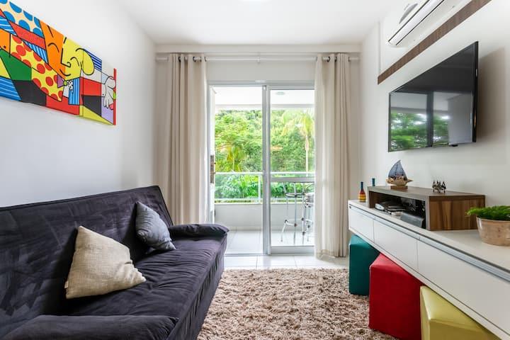 Apartamento novo e completo em Canasvieiras!