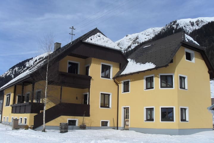 Spacious Apartment near Ski Area in Pusterwald
