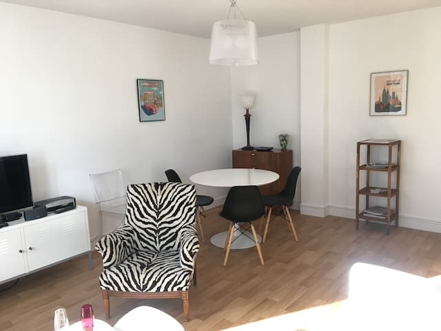 Appartement avec balcon quartier Marronniers