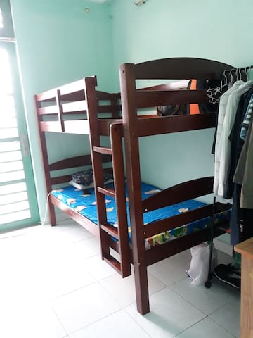 small room, have 2 beds, clean and comfortbale
