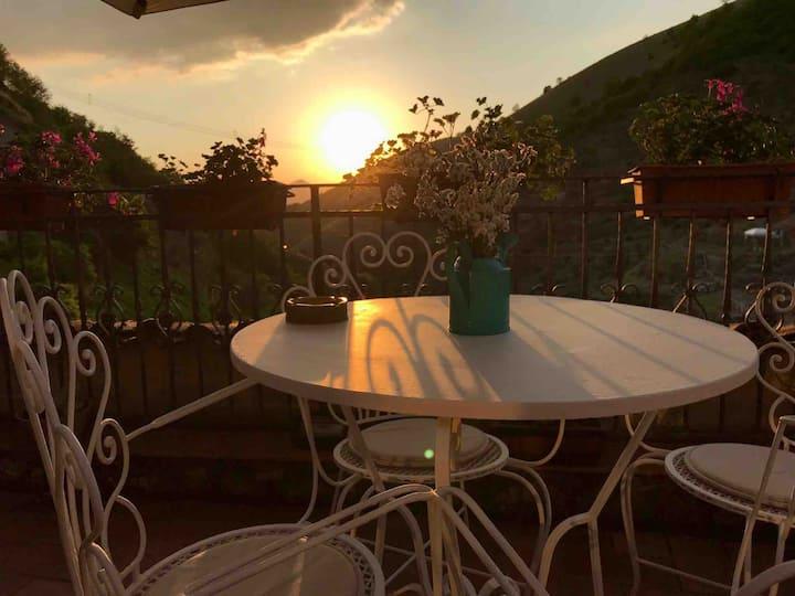 Borgo Manca Suite  natura, attrazione ed eleganza