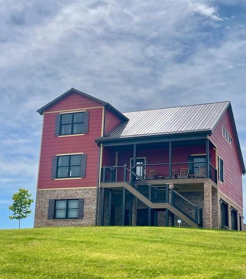 Custom built home with the best views in Kingsport