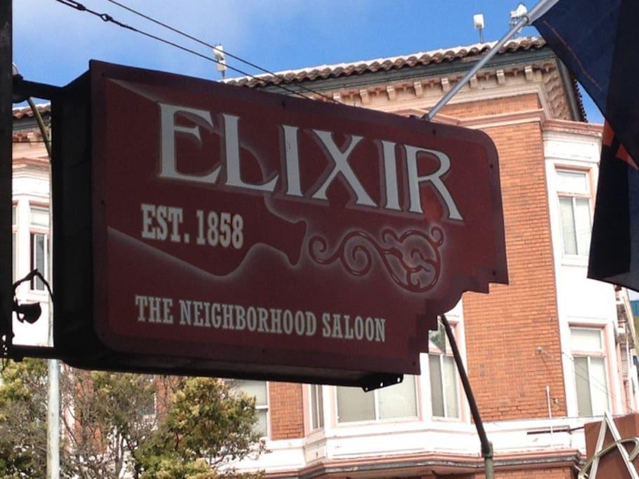 Foto de Elixir en Mission District