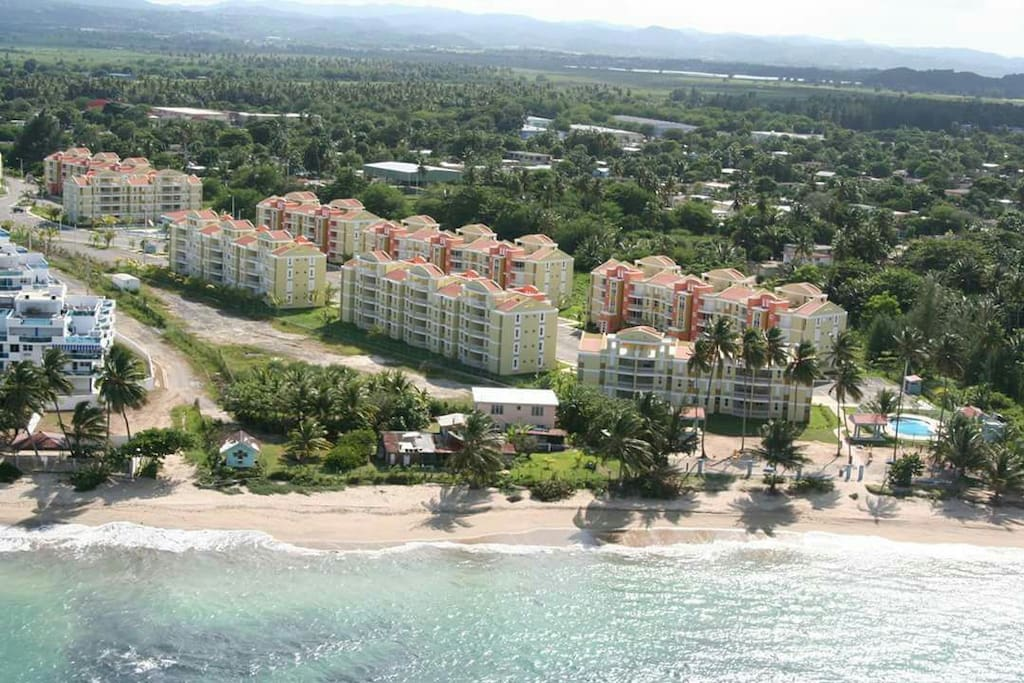 Beachfront Villas In San Juan Puerto Rico