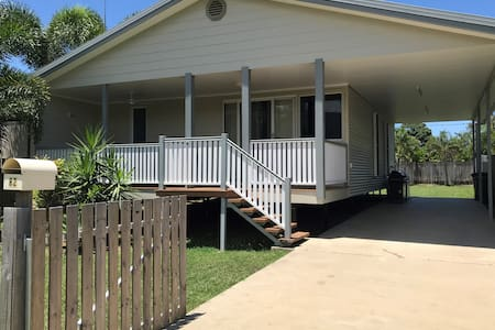 The Cardwell Holiday House