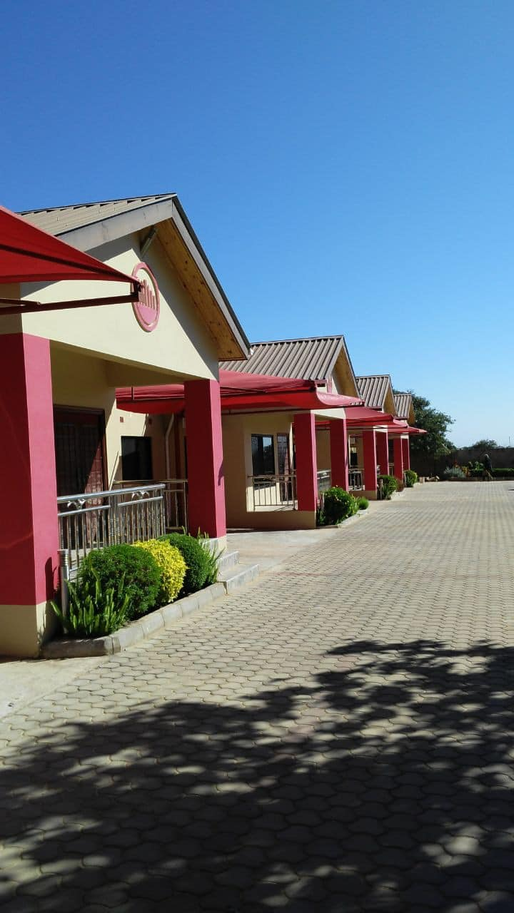 Seven Hills Apartment 1 - at Ibex Hill, Lusaka