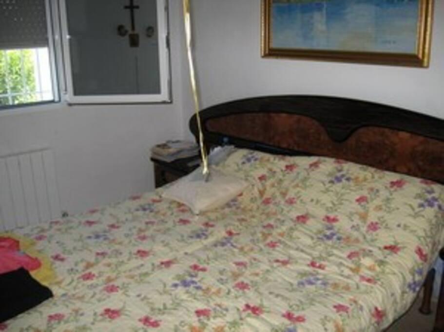 Schlafzimmerwohnküche