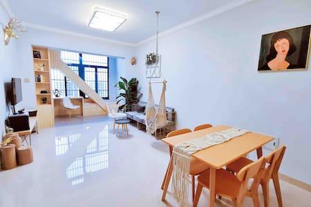 【素栖·摩洛哥】屯城智能带麻将室复式小屋
