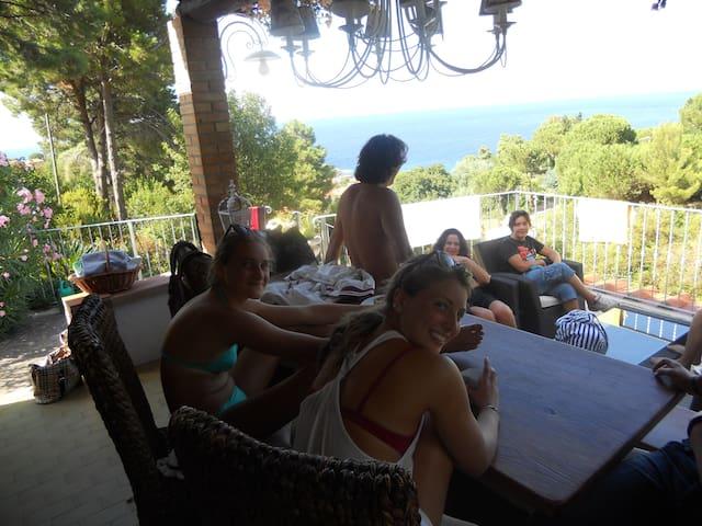 Isola d'Elba Villa Panoramica a Sant'Andrea