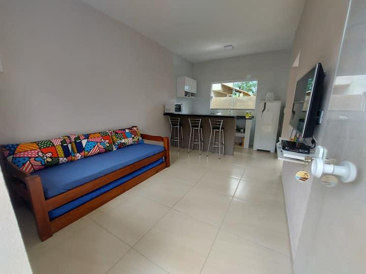 Casa para 6 pessoas - Ubatuba