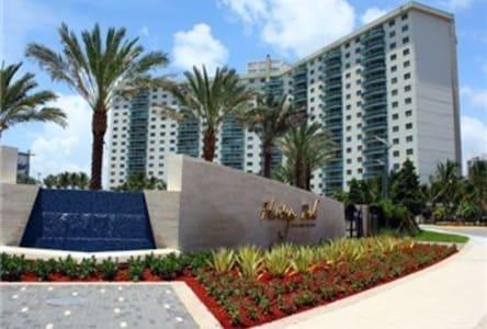 Hermoso departamento en Sunny Isles - Sunny Isles Beach - Apartment