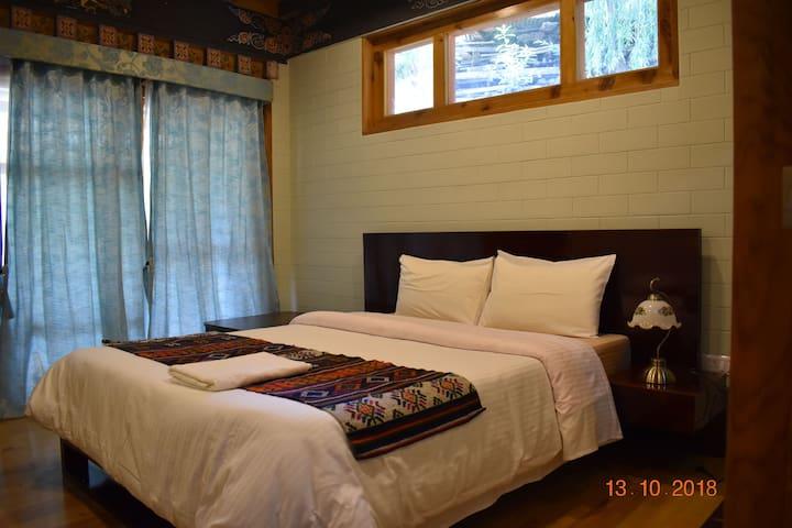 Thimphu( SEMTOKHA VILLA) Bed Room # 2