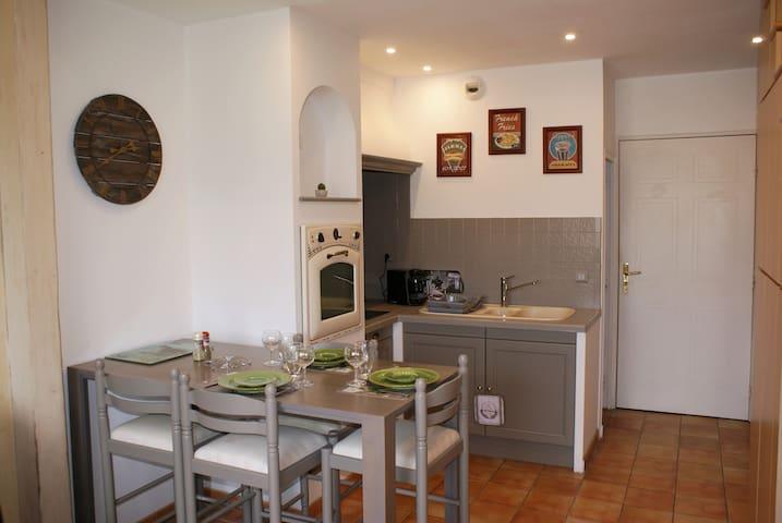 Appartement Saint Rémy de Provence sublime vue