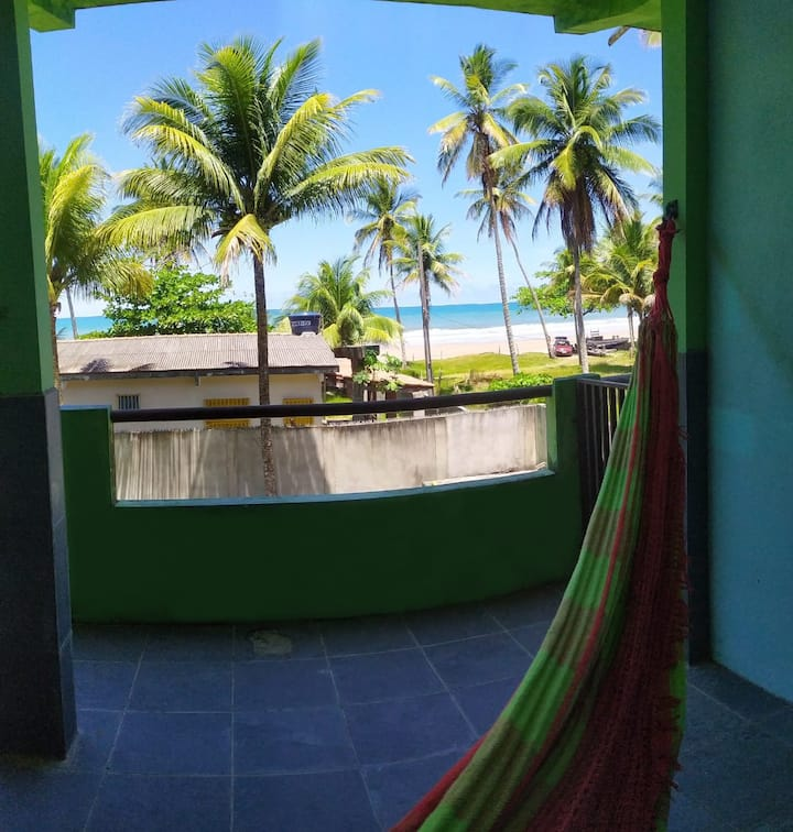 Apartamento na praia de Ponta da Tulha