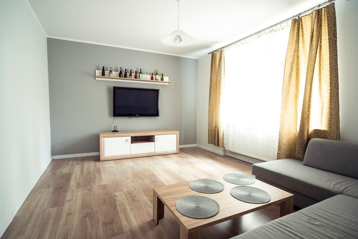 Duży pokój