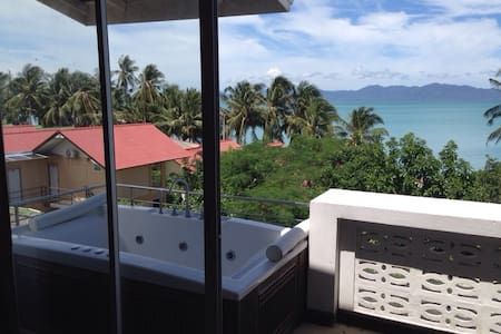 Studio with Jacuzzi and seaview - 苏梅岛 - 宾馆