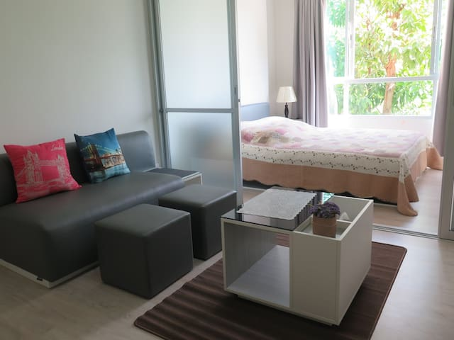 Condo Chiangrai for rent near Centl